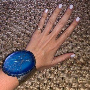 Jewelry - Agate cuff